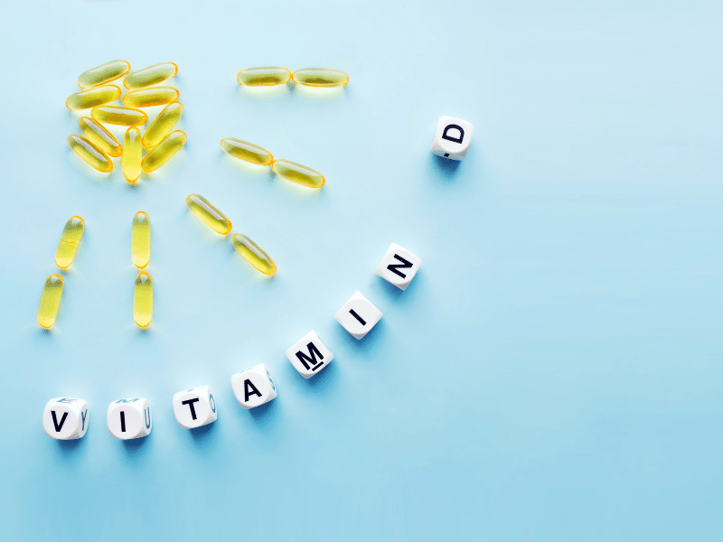 An image depicting Vitamin D