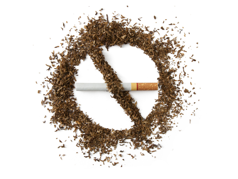 Smoking damages functioning of heart