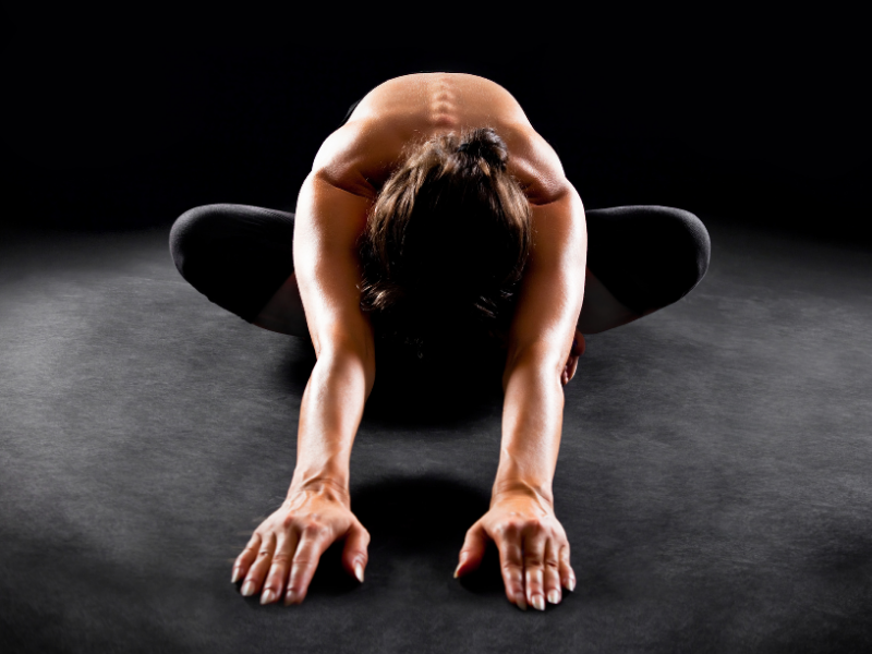 Stretching your body prevents injuries