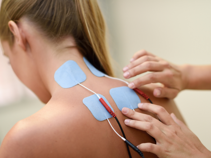Physiotherapy as a corrective tool in case of an injury