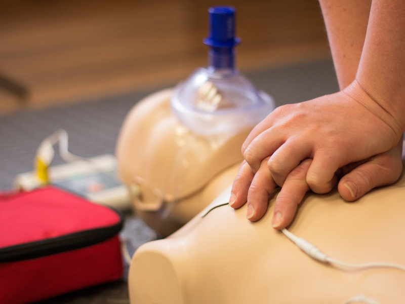 Cardiopulmonary resuscitation (CPR) can be useful during cardiac arrest