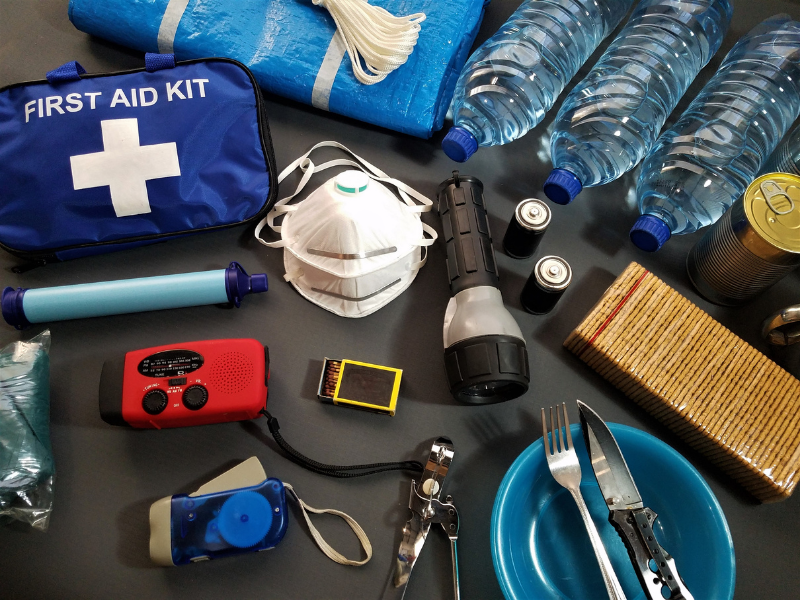 Learn about first aid kid