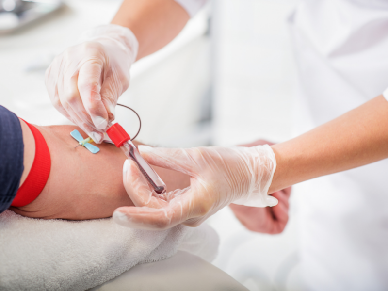 Bone marrow test helps in detecting Multiple Myeloma